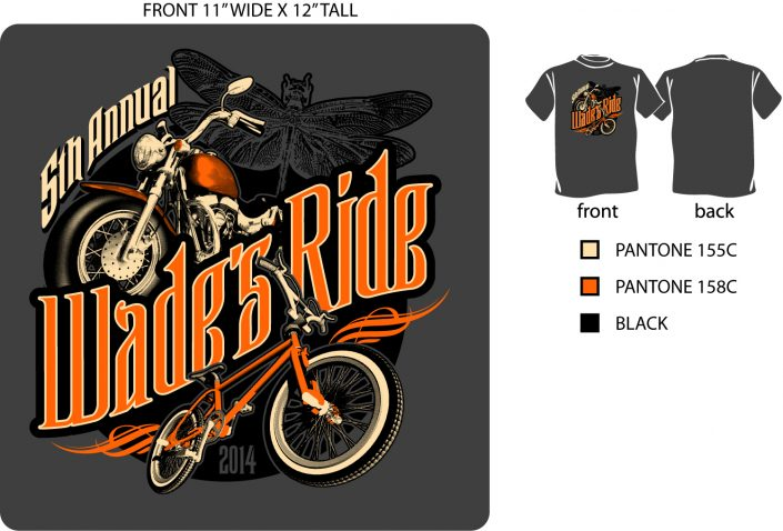 wades ride