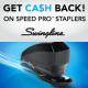 speed pro stapler rebate